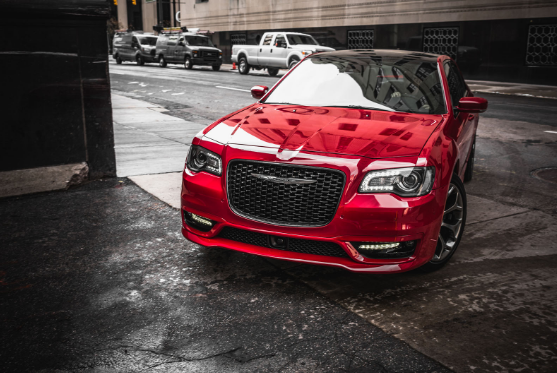 2018 Chrysler 300 Owners Manual