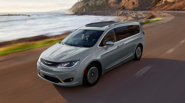 2018 Chrysler Pacifica Hybrid Owners Manual