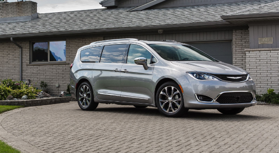 2018 Chrysler Pacifica Owners Manual