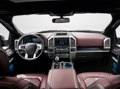 2018 Ford F-150 Interior and Redesign