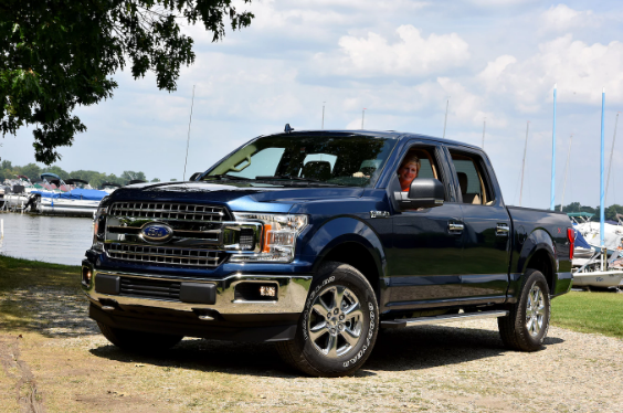 2018 Ford F-150 Owners Manual
