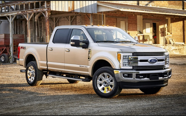 2018 Ford F-350 Owners Manual