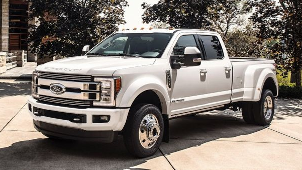 2018 Ford F-450 Owners Manual