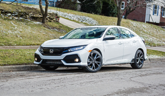 2018 Honda Civic Owners Manual