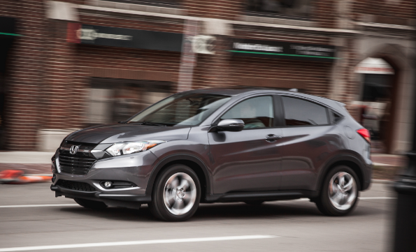 2018 Honda HR-V Owners Manual