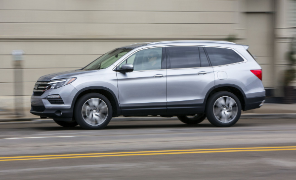 2018 Honda Pilot Owners Manual