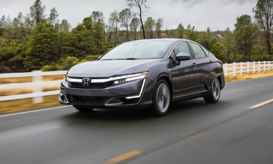 2018 Honda Plug-In Hybrid Owners Manual