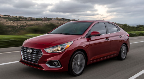 2018 Hyundai Accent Owners Manual