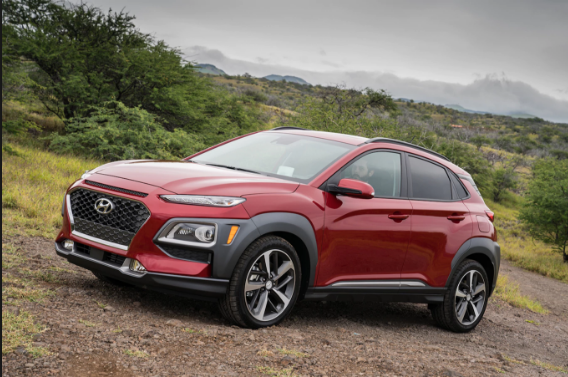 2018 Hyundai Kona Owners Manual