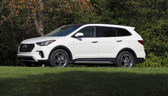 2018 Hyundai Santa Fe Owners Manual