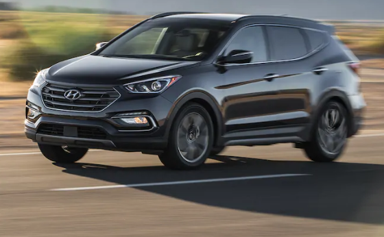 2018 Hyundai Santa Fe Sports Owners Manual