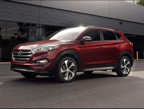 2018 Hyundai Tucson Owners Manual