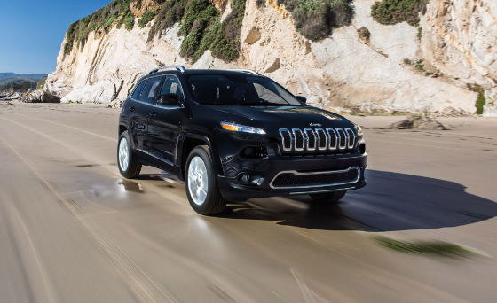 2018 Jeep Cherokee Owners Manual