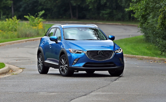 2018 Mazda CX-3 Owners Manual