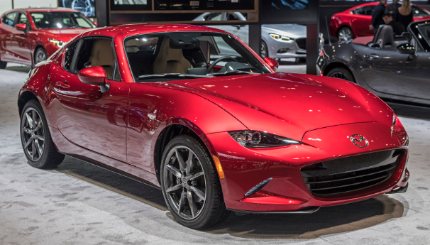 2018 Mazda MX-5 Miata RF Owners Manual
