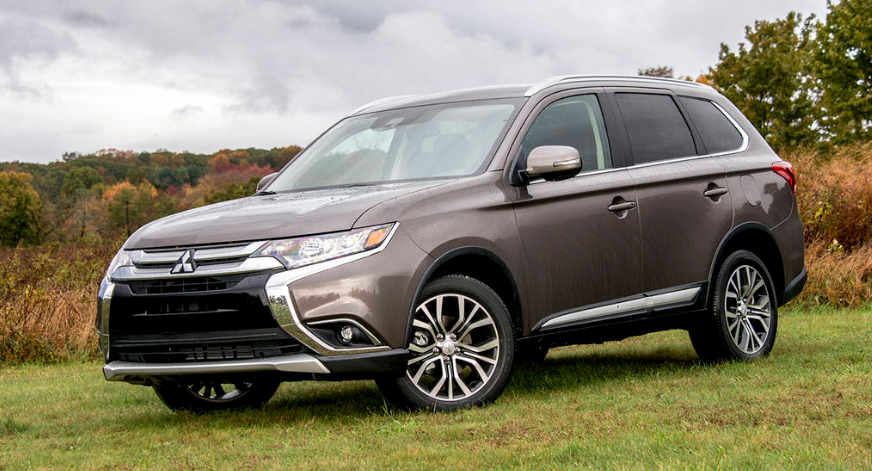 2018 Mitsubishi Outlander Concept and Owners Manual