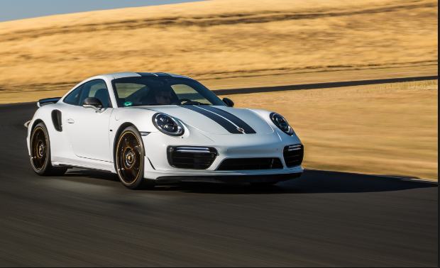 2018 Porsche 911 Owners Manual