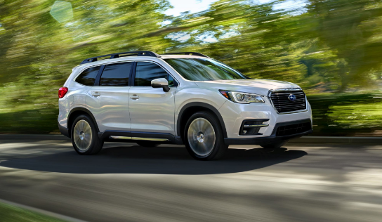 2019 Subaru Ascent Owners Manual