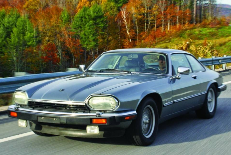 1992 Jaguar XJS Owners Manual