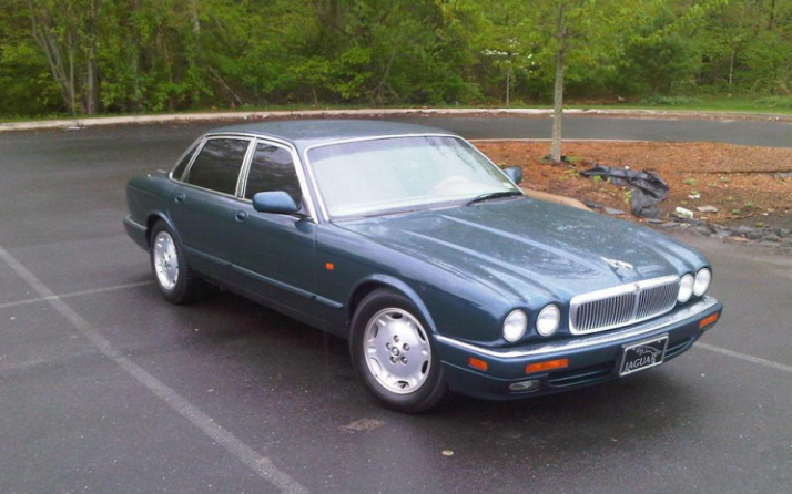 1996 Jaguar XJ Owners Manual