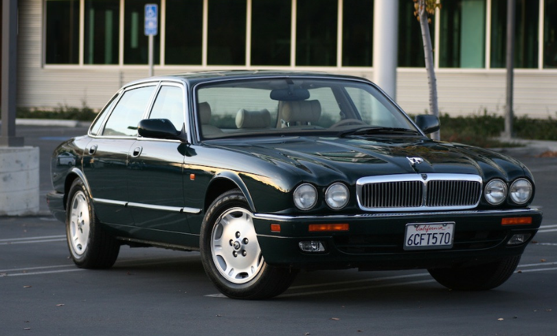 1996 Jaguar XJ6 Owners Manual