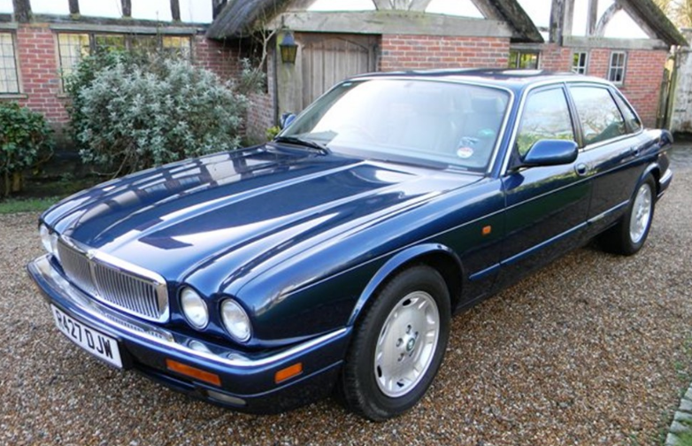 1997 Jaguar XJ Owners Manual