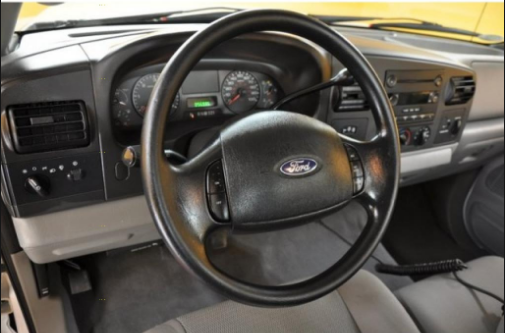 2007 Ford F-350 Interior and Redesign