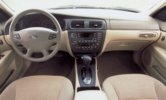 2007 Ford Taurus Interior and Redesign