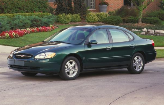2007 Ford Taurus Owners Manual