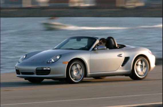 2007 Porsche Boxster Owners Manual