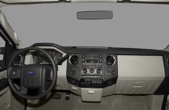 2008 Ford F-350 Interior and Redesign