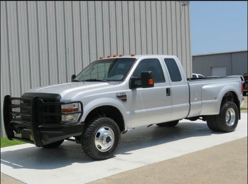 2008 Ford F-350 Owners Manual
