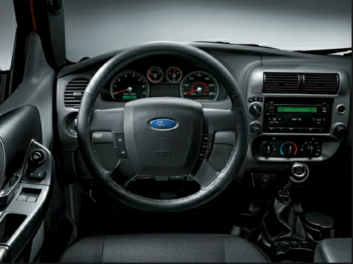 2008 Ford Ranger Owners Manual and Concept
