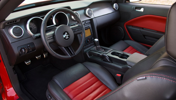 2008 Ford Shelby GT500 Interior and Redesign