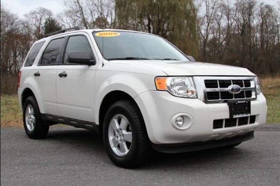 2009 Ford Escape Onwers Manual