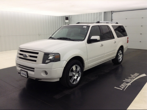 2009 Ford Expedition EL Owners Manual
