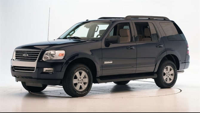 2009 Ford Explorer Owners Manual