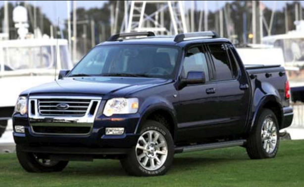 2009 Ford Explorer Sport Trac Owners Manual
