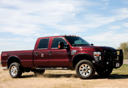 2009 Ford F-350 Owners Manual