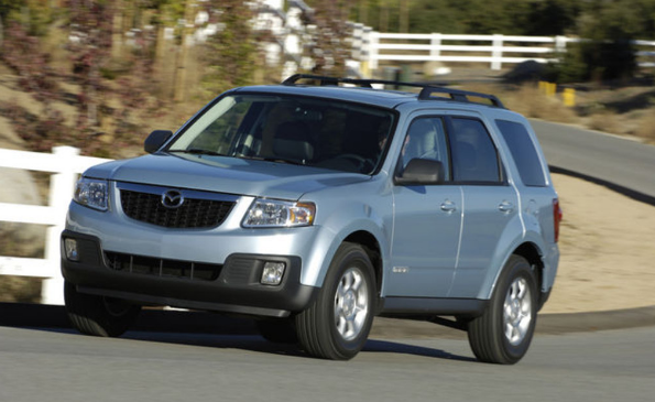 2009 Mazda Tribute Owners Manual