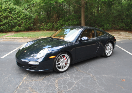 2009 Porsche 911 Owners Manual