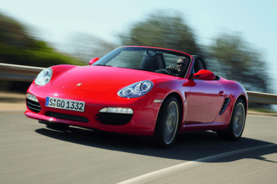 2009 Porsche Boxster Owners Manual