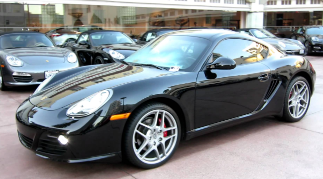 2009 Porsche Cayman Owners Manual