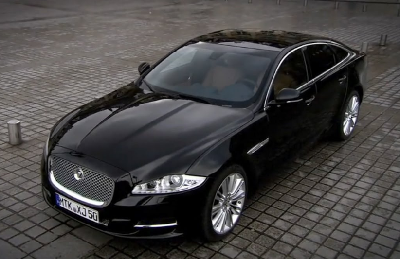 2010 Jaguar XJ Owners Manual