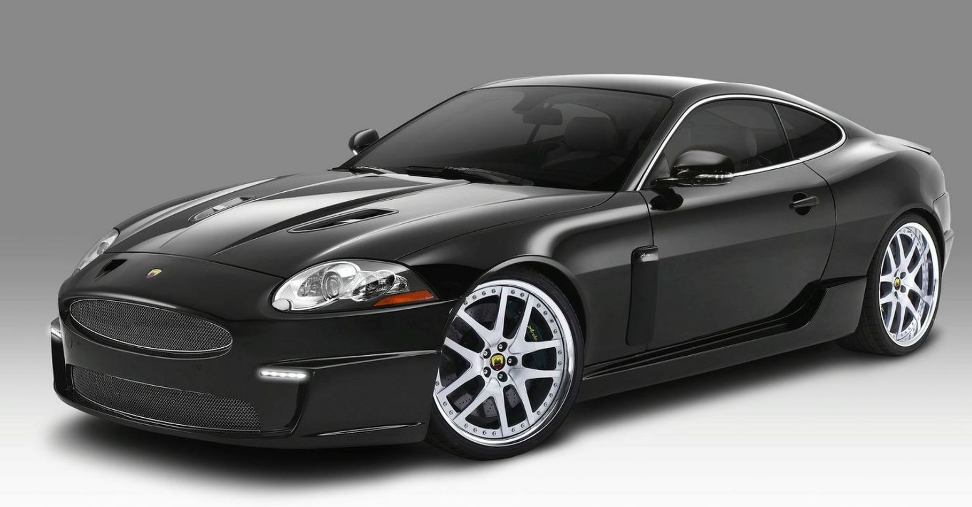 2010 Jaguar XK Owners Manual