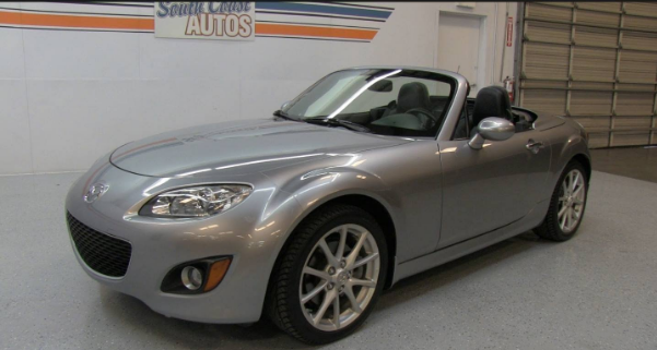 2010 Mazda MX-5 Miata Owners Manual
