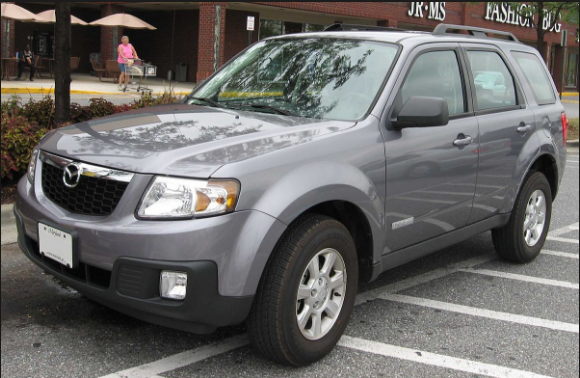 2010 Mazda Tribute Hybrid Owners Manual