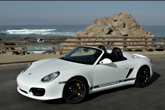 2010 Porsche Boxster Owners Manual