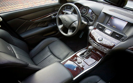 2011 Infiniti M37 Interior and Redesign