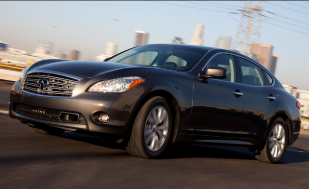 2011 Infiniti M37 Owners Manual and Concept